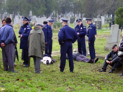 Одбрана Алмашког гробља 2