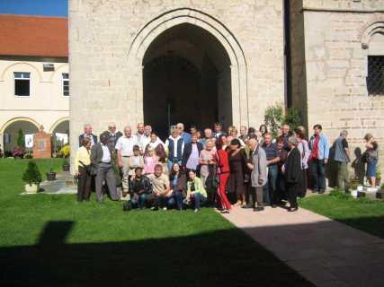 Посета манастиру